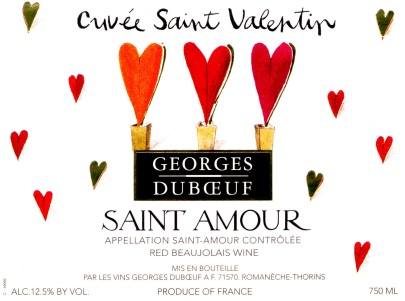 namorados saint amour